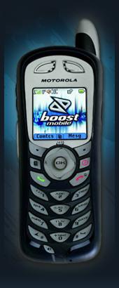 Boost Mobile i415
